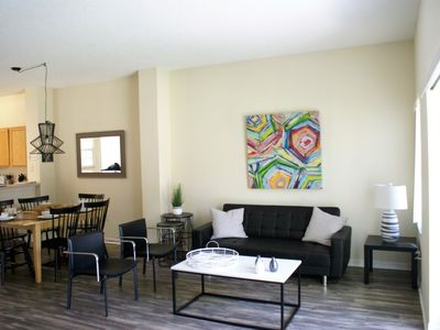 Photo for 3-Bedroom Townhouse with Community Pool & Jacuzzi