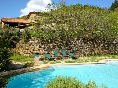 Photo for Vacation home Il Granaio in Bibbiena - 2 persons, 1 bedrooms