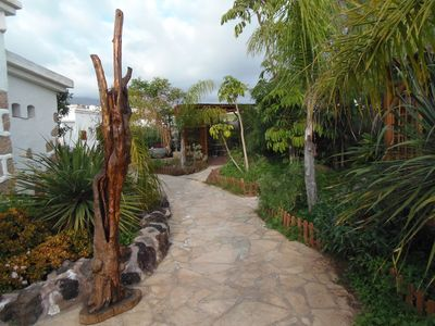 Photo for Peaceful, beautiful Canarian home in Tenerife South 5 minutes from the beach.
