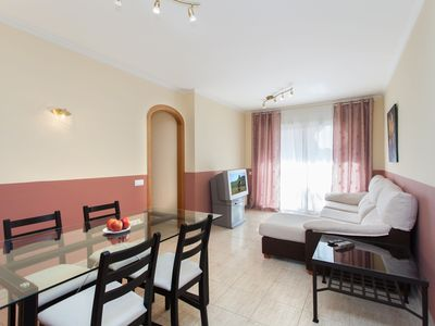 Photo for Grand apartment 3 bedrooms with balcony (8 persons)