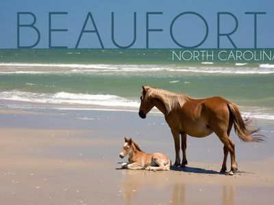 Photo for Our Happy Place-Walk/Bike Downtown Beaufort/Pet Friendly **Special Rates 7/21-24