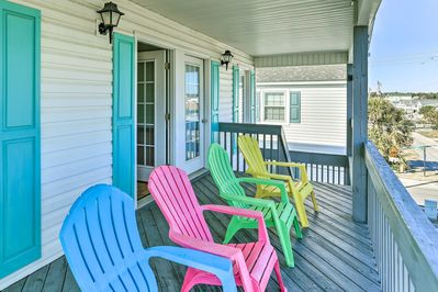 Cool Charming North Myrtle Beach House Walk To Beach Cherry Grove Beach Best Image Libraries Weasiibadanjobscom