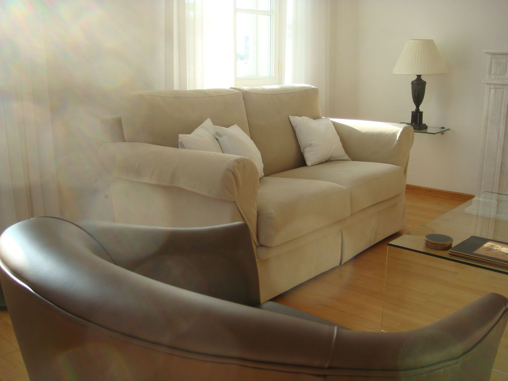 First Class Vacation Apartment With Amazing View Towards The Old - First class vacations