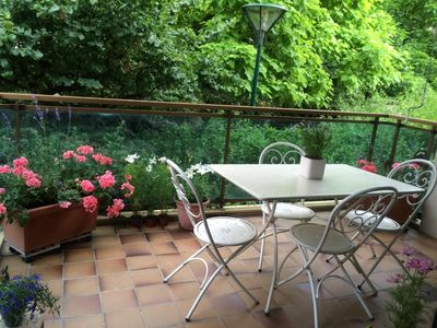 Photo for Holiday apartment Évian les Bains for 2 - 3 persons with 2 bedrooms - Holiday apartment in one or mu