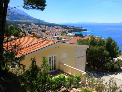 Photo for Apartment in Baška Voda (Makarska), capacity 4+1