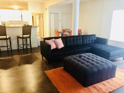Photo for Downtown Miami 1bedroom 1 bath sleeps up to 4 adults w/ WiFi And parking.