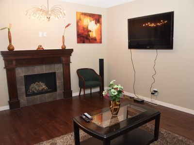 Photo for A Cosy, Spacious and Affordable dream home in the NW Community of Evanston, Calgary A.B.