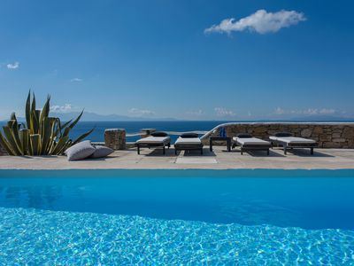 Photo for Villa Carina III, stylish and l;luxurious villa with amazing sea view by Elite Estates.
