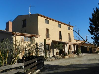 Photo for Self catering Masia Cal Mestre for 15 people