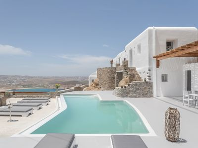 Photo for Villa Salty | Panoramic view, Private pool