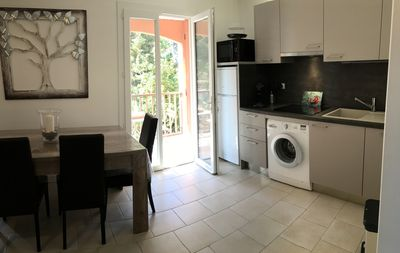 Photo for 1BR Apartment Vacation Rental in Sausset-les-Pins, Provence-Alpes-Côte d'Azur