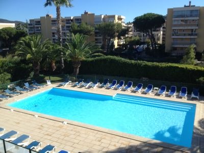 Photo for Apartment T3 300 Meters Beaches in Sainte-Maxime