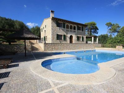 Photo for 5BR Farmhouse Vacation Rental in Petra, Islas Baleares