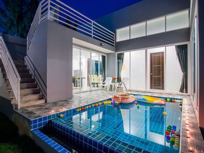 Photo for Chilling house huahin pool villa