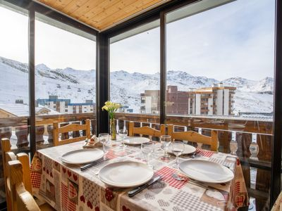 Photo for Apartment Le Sérac in Val Thorens - 4 persons, 1 bedrooms