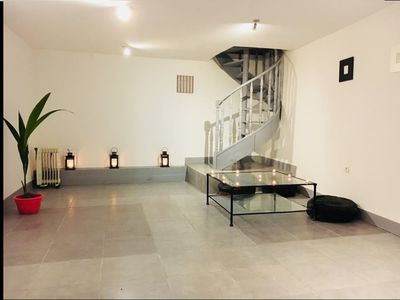 Photo for Huge House + Jacuzzi, 35 'to Paris (3' walk to Train station)