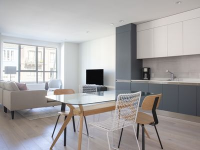 Photo for Sonder | Capp Apartments | Bright 2BR + Rooftop