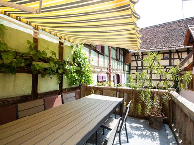 Photo for Holiday apartment Riquewihr for 1 - 6 persons - Holiday apartment