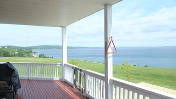 Peace And Comfort On Cape Breton's Bras D'Or Lakes