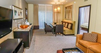 The Sunset Marquis Hotel and Villas Superior One Bedroom Villa