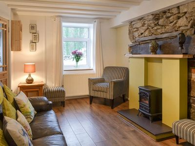 Photo for 2BR House Vacation Rental in Brynrefail