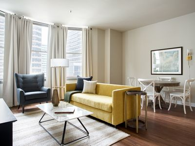 Photo for Sonder | Liberty Place | Polished 1BR + City View