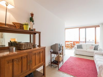 Photo for MG Flat with Balcony apartment in Monte Gordo with WiFi, private parking, balcony & lift.