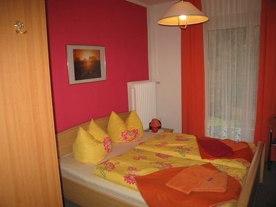 Photo for No. 16 - Double Room with Balcony - Bergpension Haus Vogelsang