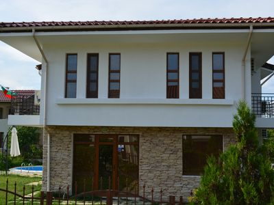 Photo for New Guest House for up to 10 persons 13 km away from Sunny Beach Resort (sea)