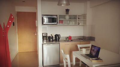 Photo for Heart of Palermo apartment with Pool and A/C