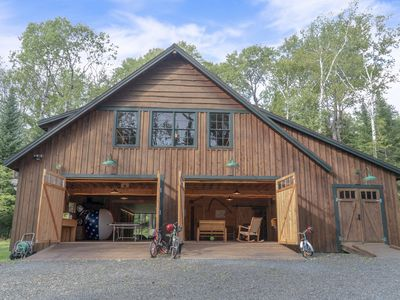 Photo for Luxurious bunkhouse includes handicap accessible main floor living area