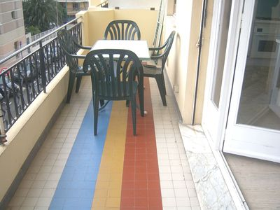 Photo for MENTON CENTER TOWN - CLOSE TRADE - STUDIO OF 32m ² WITH TERRACE