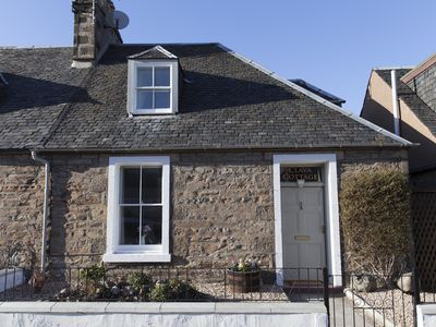 Photo for Clava Cottage End Terraced Cottage near River Ness with free WIFI