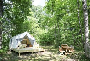 Photo for 1BR Campground Vacation Rental in Sparta Township, New Jersey