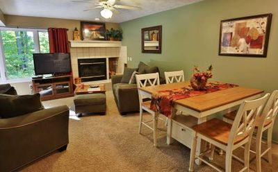 Trout Creek Condo #121, Harbor Springs Condo! Beautiful, Get Away for Any Season