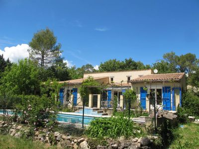 Photo for Vacation home Sentifolia (STP100) in Saint Paul en Foret - 8 persons, 4 bedrooms