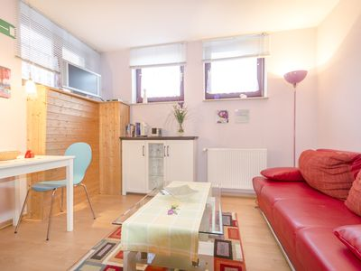 """Photo for Apartment """"Nautilus"""" small is beautiful - right in the historic center of goods"""