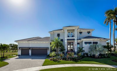 Photo for ADDISON OPULENCE - Luxury Florida Living at its Finest - 6 Bed Island Estate Home on the Gulf of Mex