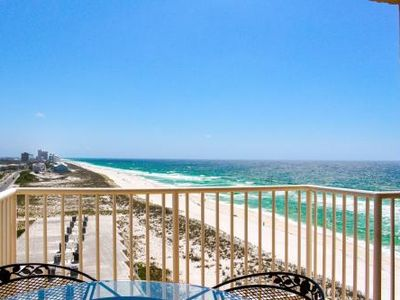 Photo for Gorgeous Panoramic Views Of Gulf, Pensacola Beach, And Bay