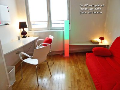 Photo for Furnished Studio Troyes station-center