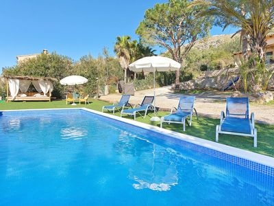 Photo for Finca Can Chico (020124) - Country house for 6 people in Alcúdia