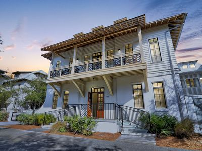 Photo for Chloe's Cottage - Amazing Rosemary Beach Home - 1 Minute Walk to the Beach