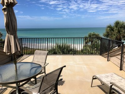 Photo for Once upon a Tide - Fairy Tale Setting in Luxury Condo Directly on Belleair Beach