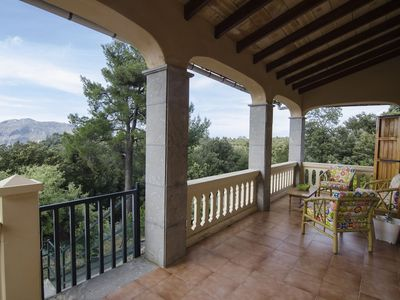 Photo for Chalet Serra Tramuntana Lluc