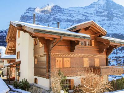 Photo for Apartment Chalet Cortina in Grindelwald - 4 persons, 1 bedrooms
