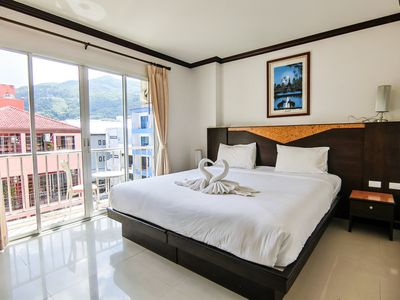 Photo for Deluxe Double Room With Balcony