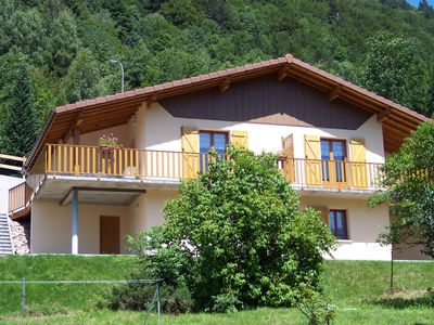 Photo for Terraced house from 2 to 7 people in La Bresse!