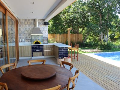 Photo for House in the best beach of Praia do Forte