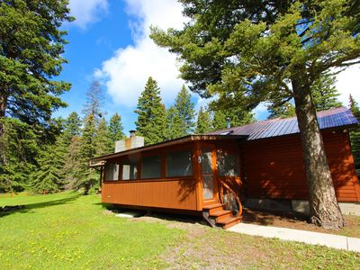Photo for 2BR Cabin Vacation Rental in Wilsall, Montana