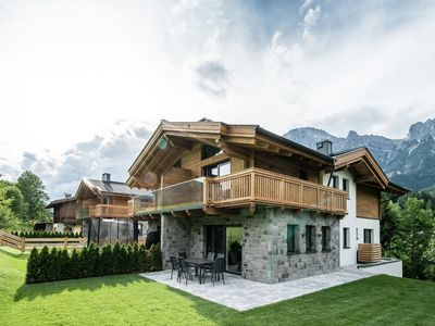 Photo for Luxurious Holiday Home with Sauna in Leogang